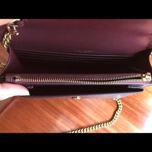 Saint Laurent Bags - Saint Laurent Sunset Chain Wallet Crossbody bag